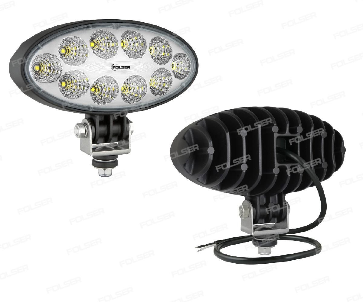 LAMPA ROBOCZA LED 12-24V 176X87 3000LM